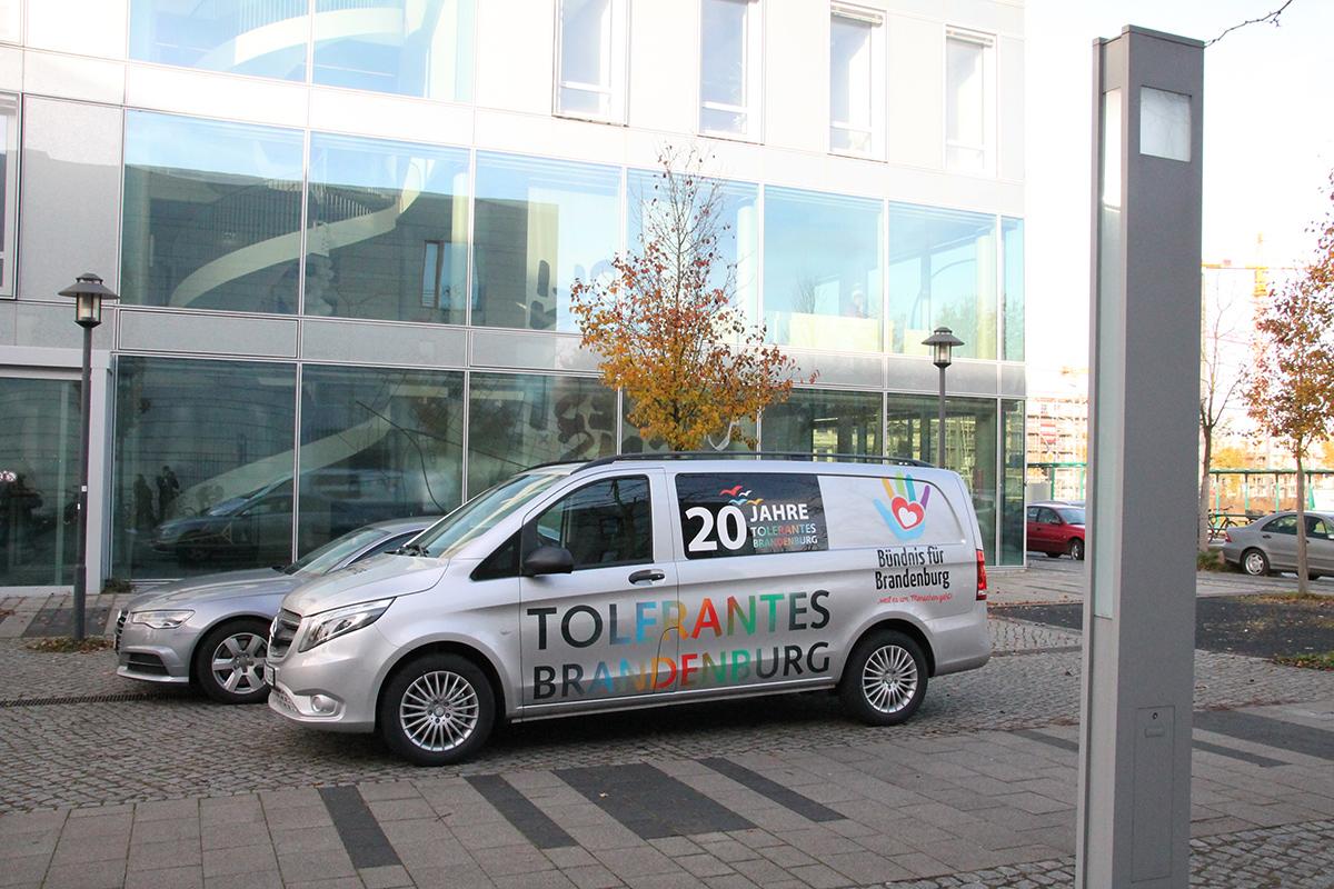 """Dialogforum """"Willkommen in Brandenburg – 2 Jahre Bündnis für Brandenburg"""""""