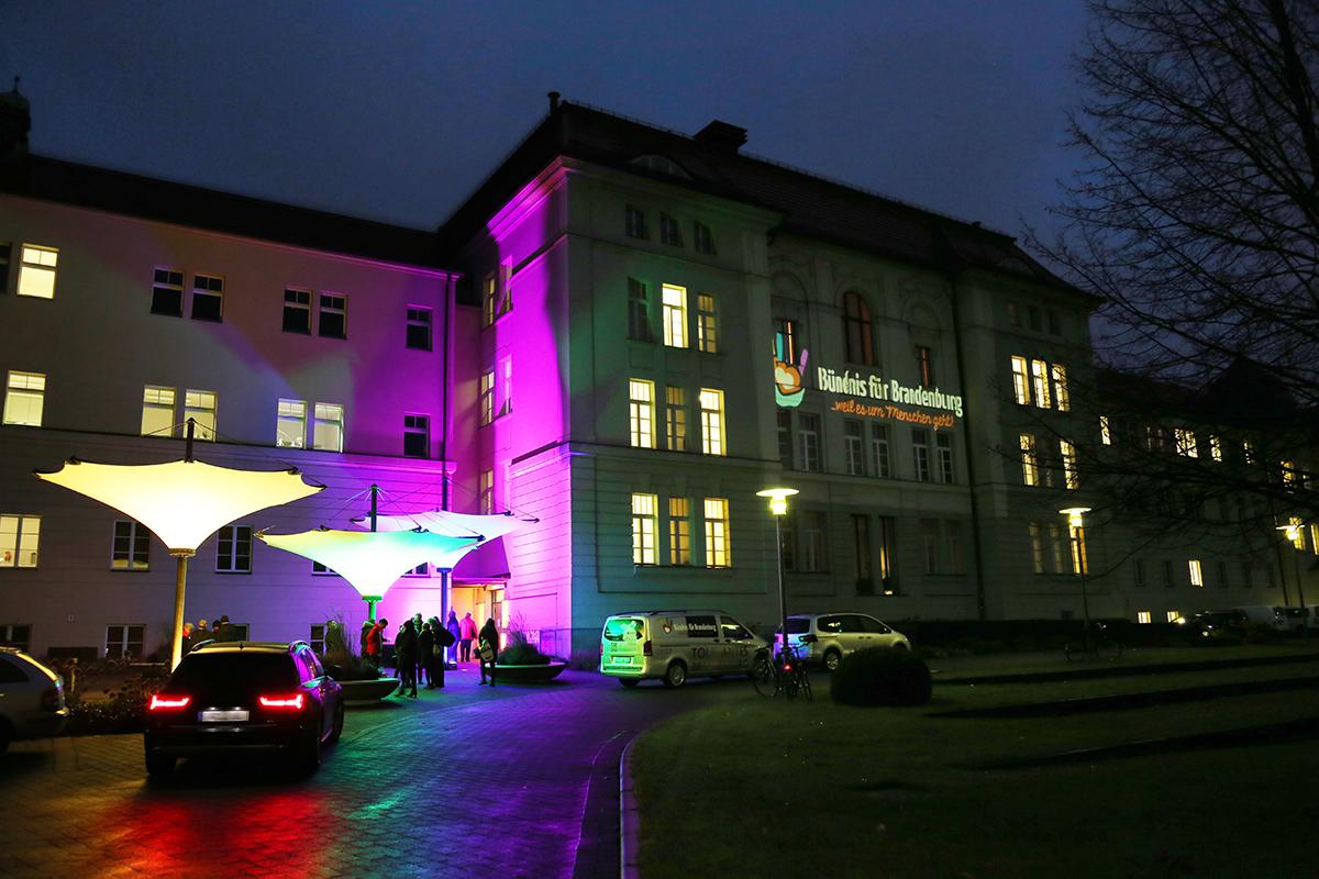 """2 Jahre """"Bündnis für Brandenburg"""""""