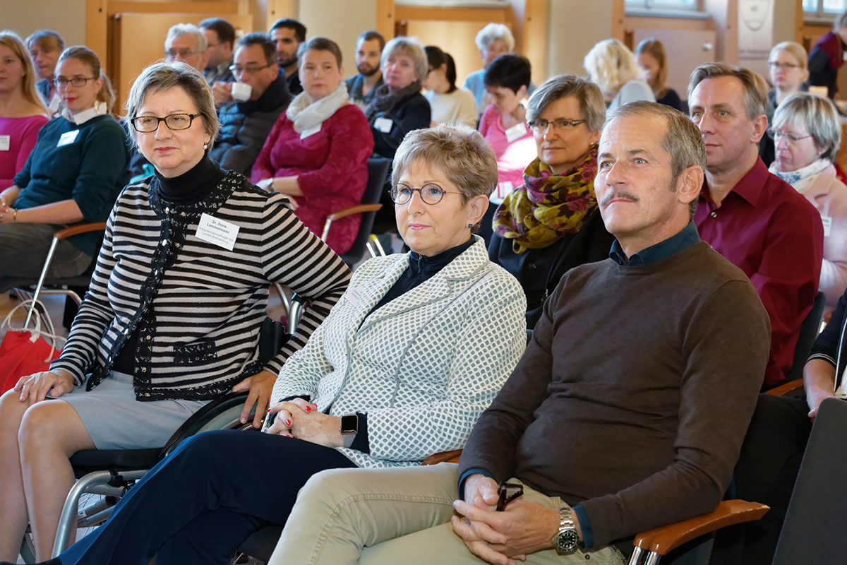 "Impressionen vom Dialogforum ""Integration und Ehrenamt"" in Brandenburg an der Havel"