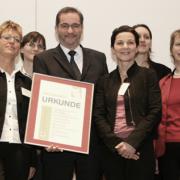 Gründung der Lagfa im Jahre 2007 (Foto: brandenburg.de)