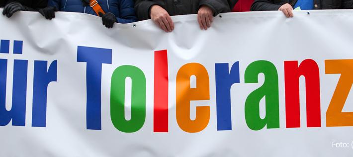Toleranz, Foto: (dpa)