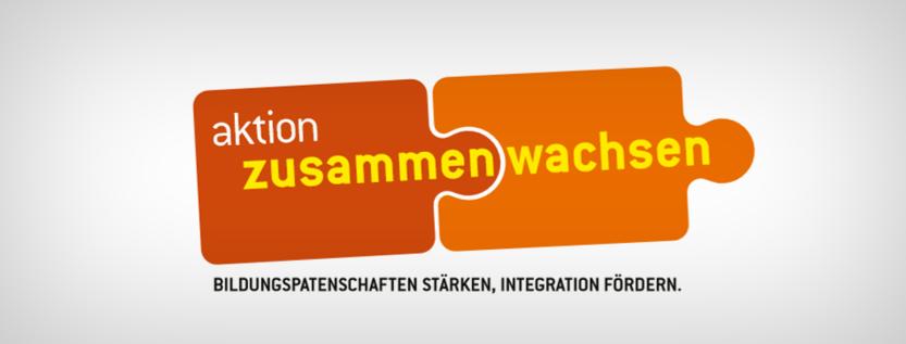 Aktion zusammen wachsen (Logo)
