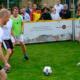 """""""Straßenfußball für Toleranz"""" bei der Auslandspräsentation in London"""