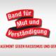 Band für Mut und Verständigung – Aufruf 2019