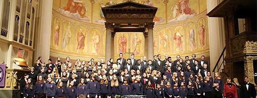 Benefizkonzert in der Nikolaikirche (Foto: Harald Geywitz, Musik an St. Nikolai Potsdam e. V.)