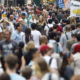 Bevölkerungsanteil mit Migrationshintergrund (Foto: picture alliance/Geisler-Fotopress)
