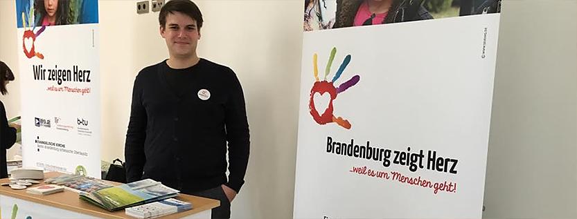 Brandenburg zeigt Herz