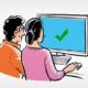 Service der Verbraucherzentrale: Checklisten für Geflüchtete (Illustration: vzbv/Matthias Seifert)