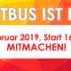 """Sternmarsch """"Cottbus ist bunt"""""""
