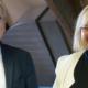 Csilla Löser mit Staatskanzleichef Martin Gorholt