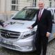"""Neues """"Demokratie-Mobil"""" für die Koordinierungsstelle """"Tolerantes Brandenburg / Bündnis für Brandenburg"""" (Foto: Staatskanzlei)"""