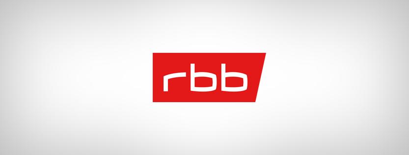 Logo des rbb