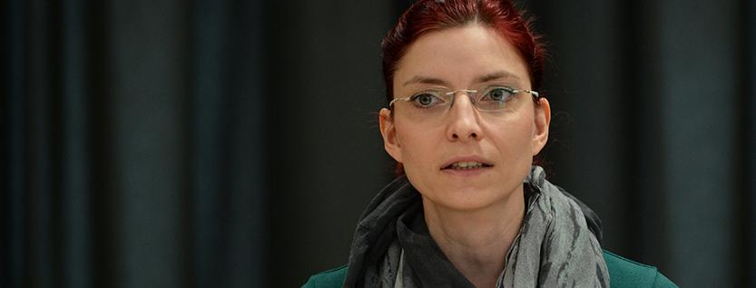 Sozialministerin Diana Golze (Foto: dpa/Ralf Hirschberger)