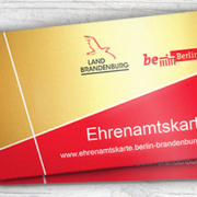 Gemeinsame Ehrenamtskarte für Berlin und Brandenburg (Abbildung: brandenburg.de)