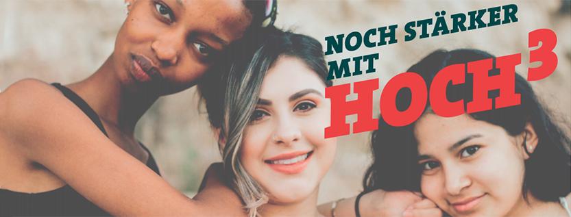 Ferienprojekt für Mädchen mit Fluchthintergrund (Foto: hochdrei.org)