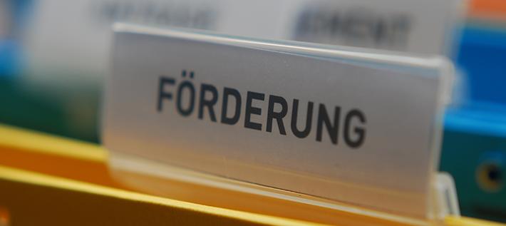 Fördermittel (Foto: Falko Matte – stock.adobe.com)