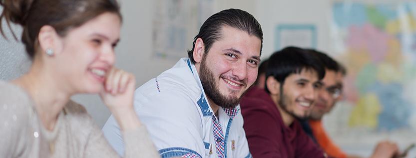 Förderprogramme für Integration vom Ministerium für Arbeit, Soziales, Gesundheit, Frauen und Familie (Foto: dpa/Julian Stratenschulte)