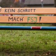 Freiwilliges Soziales Jahr (Foto: Frank Rumpenhorst)