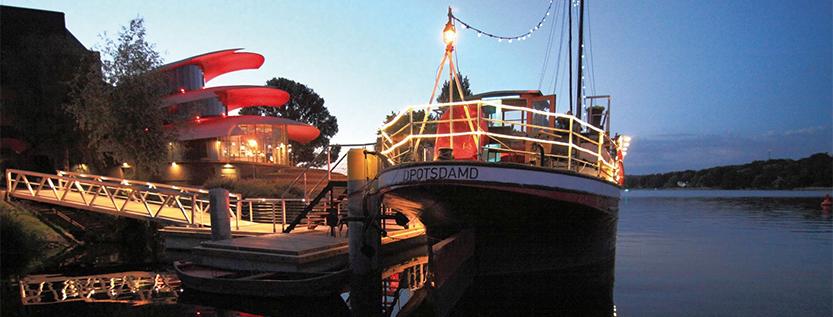 Das Theaterschiff Potsdam geht auf Haveltournee