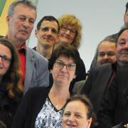 Einige der neuen Mitglieder des Landesintegrationsbeirats (Quelle: MASGF)