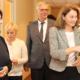 Rundgang mit anschließendem Austausch über palliative Hilfsangebote (Foto: Hoffnungstaler Stiftung Lobetal)