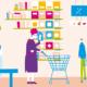 Die bunte Welt der Verbraucherthemen (Illustration: Giulia Cappello)