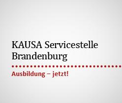 KAUSA Servicestelle Brandenburg