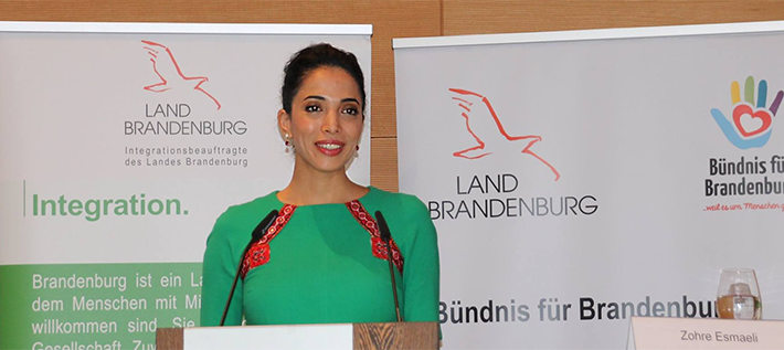 """""""Unsere Stimme zählt"""" – Konferenz für geflüchtete Frauen in Brandenburg"""