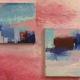 Kunstausstellung zum Thema Flucht