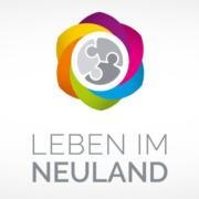 Leben im Neuland (Logo)