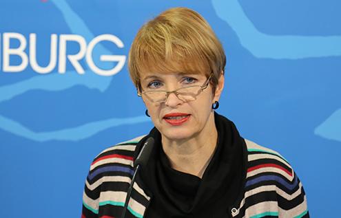 Wissenschaftsministerin Martina Münch (Foto: brandenburg.de)