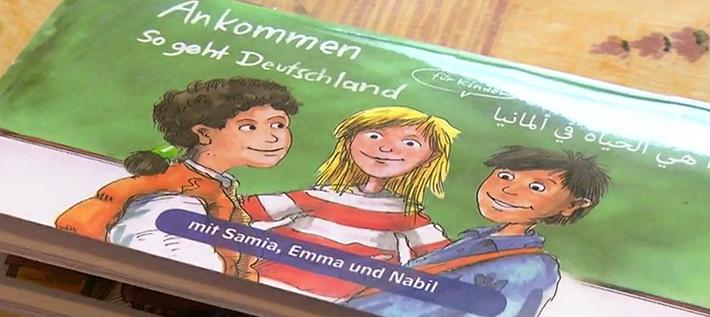 Ankommen – So geht Deutschland (Foto: Screenshot tagesschau.de)
