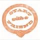 Start with a Friend (Logo: Oleksandr Parkhomovskyy, www.rekord.cc)