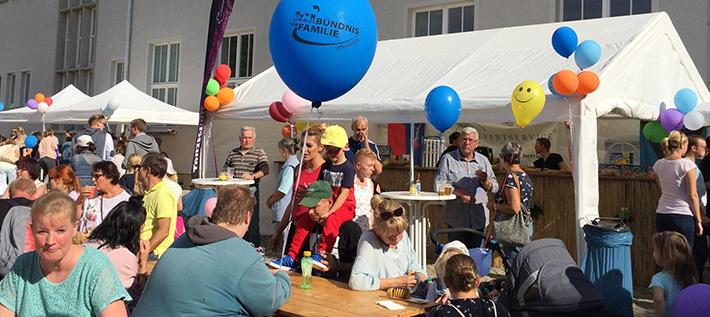 Tag für Toleranz in Ludwigsfelde (Foto: Tolerantes Brandenburg)