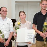 Viadrina-Förderpreis für ehrenamtlichen Deutschunterricht (Foto: Heide Fest)