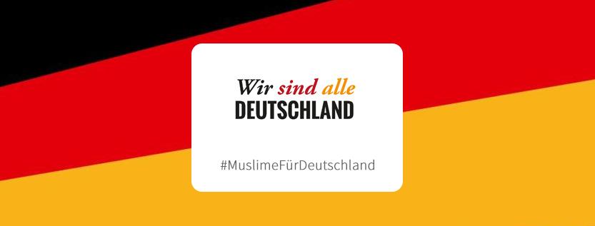 """Info-Kampagne """"Wir sind alle Deutschland"""""""