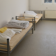 Zahl der Asylanträge in Brandenburg 2019 (Foto: dpa / Bernd Settnik)