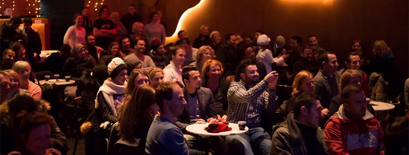 Einladung zum 10. Refugees' Club (Foto: hansottotheater.de)